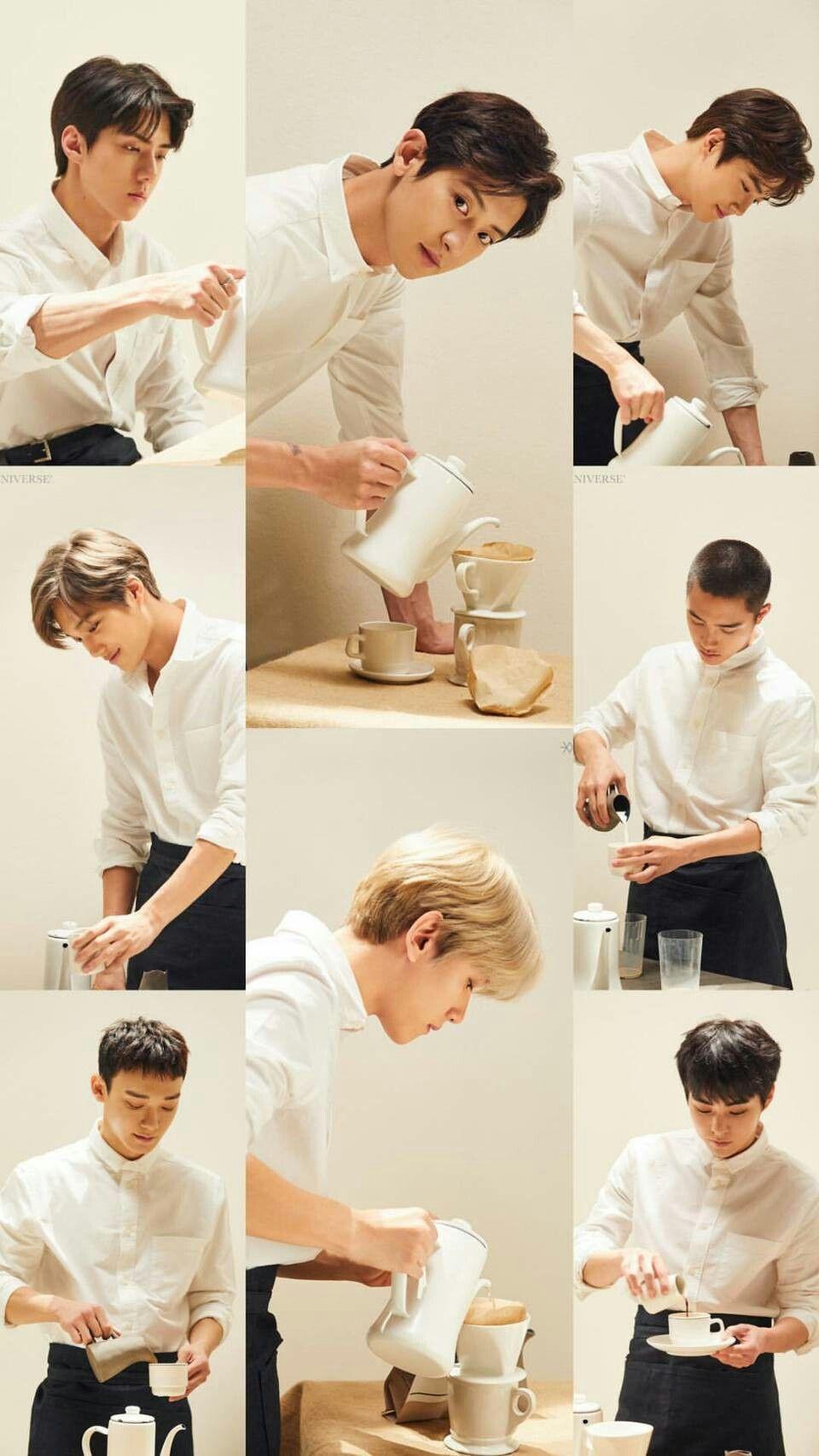 Exo Universe Kpop In 2019 Pinterest Exo Exo Kokobop And Exo