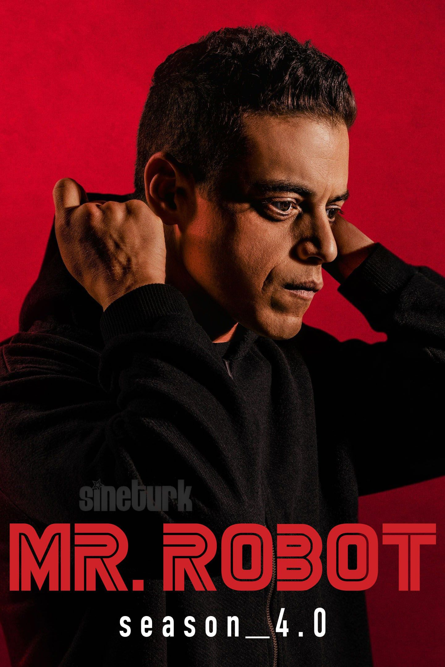 Mr Robot Psikolojik Gerilim Izleme Robot