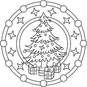 Mandala Malvorlage Zu Weihnachten Malvorlagen Weihnachten Ausmalbilder Weihnachten Weihnachtsmalvorlagen