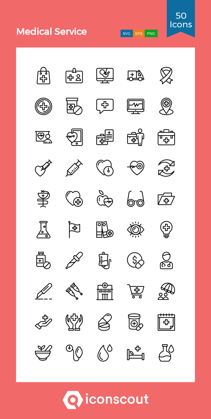 Download Medical Service Icon Pack Available In Svg Png Eps Ai Icon Fonts Health Icon Medical Services Icon
