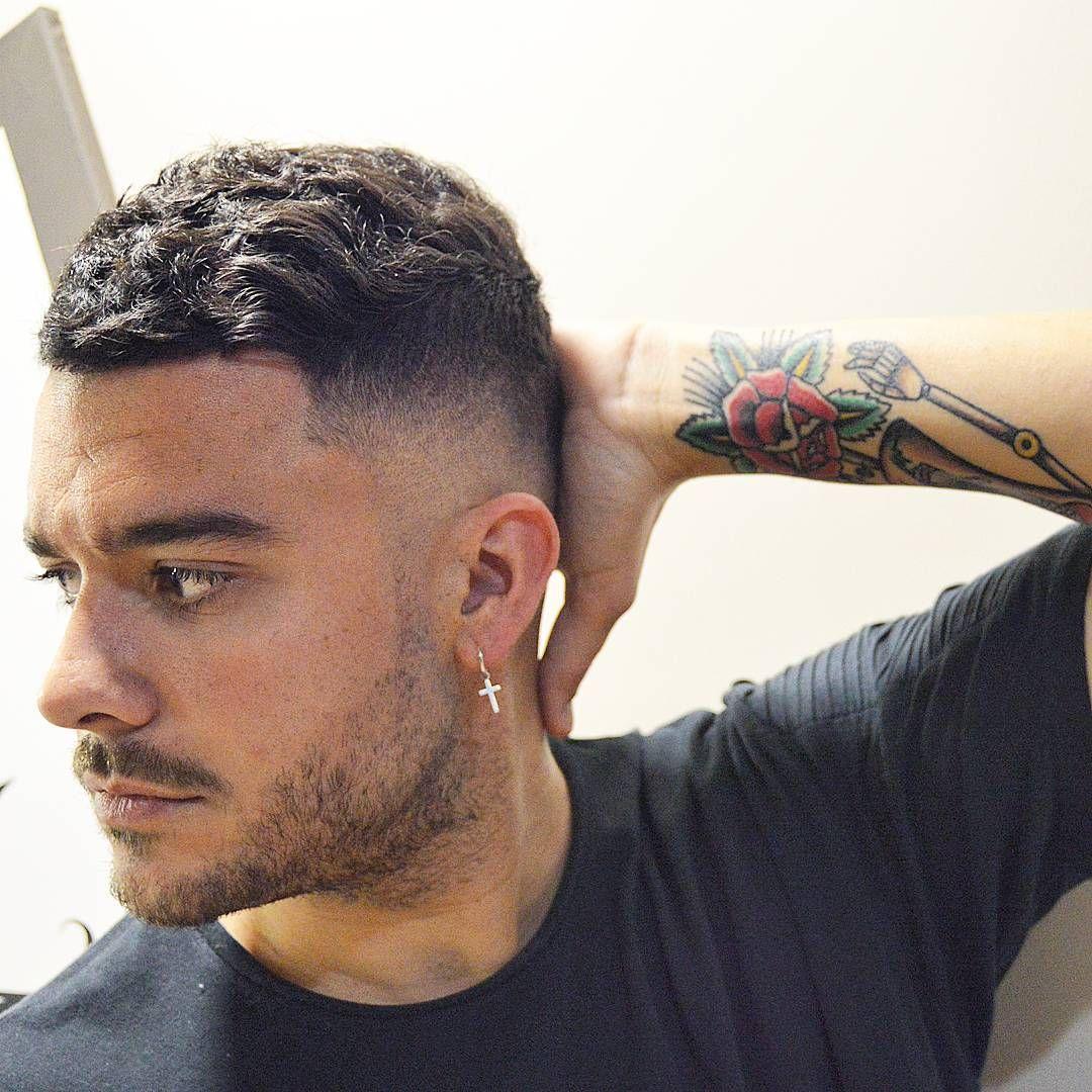 Short haircuts mens gewellte frisuren für männer  top hairstyle   pinterest  hair