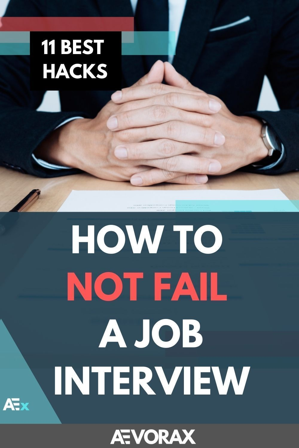 11 Powerful Hacks to Succeed in Job Interviews and Get Hired