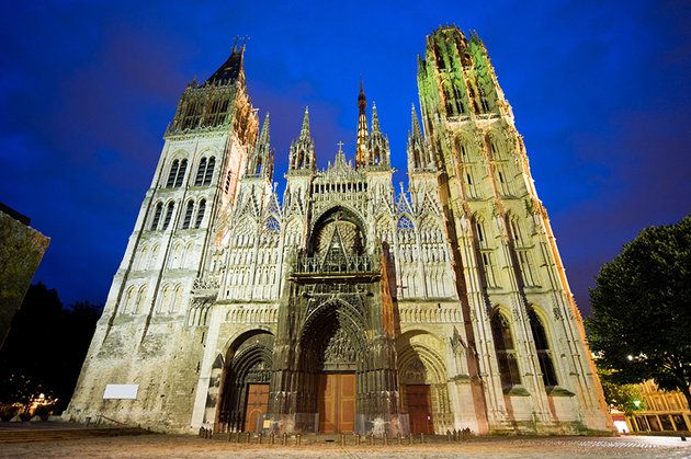 11 Top Tourist Attractions In Rouen Easy Day Trips Planetware Paris Tourist Attractions Rouen Tourist