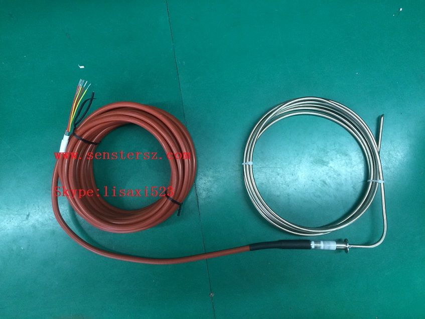 SENSTER ELECTRONICS:Double PT100 temperature probe for moist heat ...