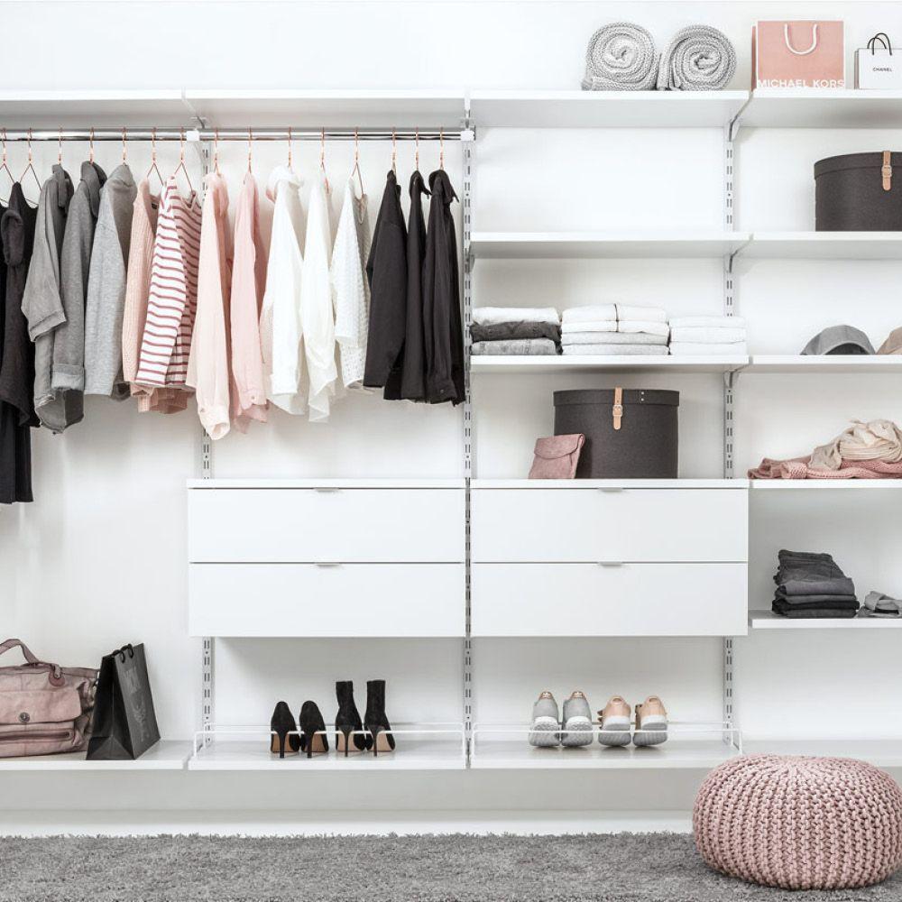 Begehbarer Kleiderschrank Fur Dachschrage Und Ankleidezimmer