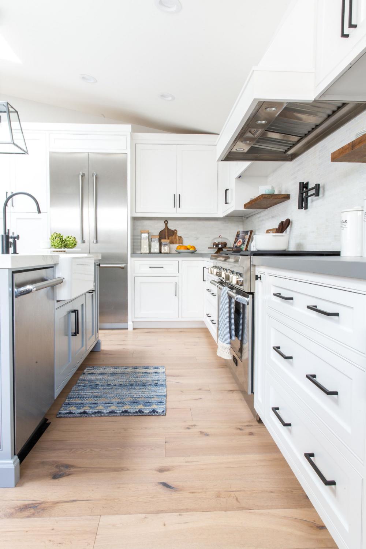 matte black kitchen hardware - Google Search  Trendy farmhouse