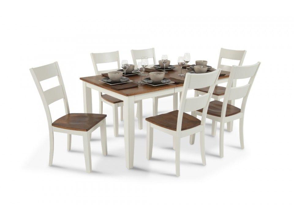 blake dining 7 piece set  dining room sets  dining room