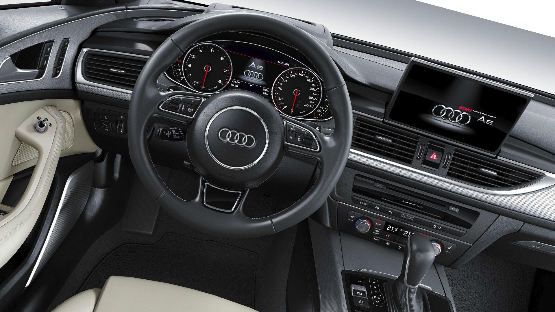 Review 2019 Audi A6 Limousine Interior Design | Good Cars 2018-2019 ...