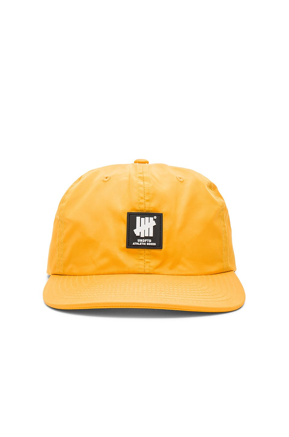 Undefeated Paddington Strapback in Yellow  b5c324bbc5fa