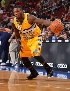 Nate Robinson Jordans Nuggets
