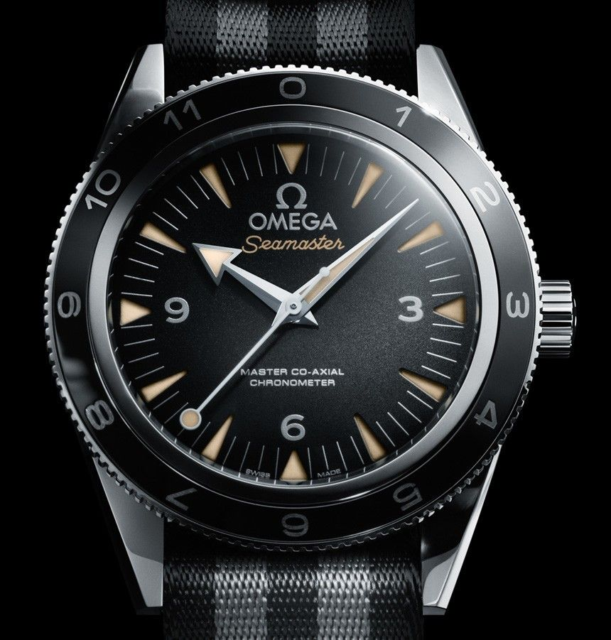 "6fdc8742252 OMEGA Watches Seamaster 300 ""Spectre"" Limited Edition Watch For James Bond  Spectre Movie – by David Bredan - The new official James Bond Omega watch  has ..."