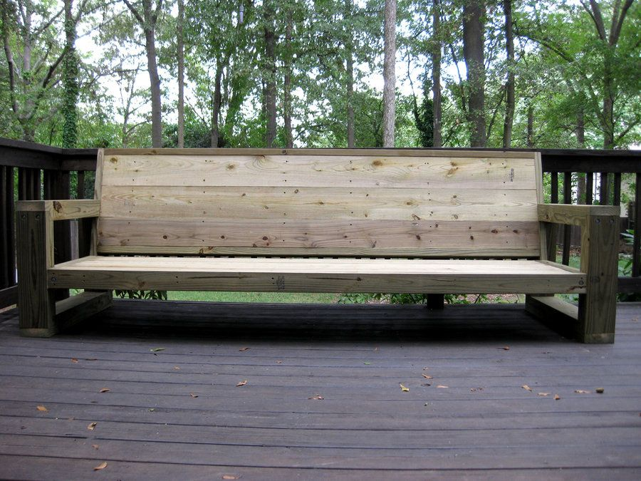 diy outdoor sofa. Outdoor Sectional Couch - By Ben Robinson @ LumberJocks.com ~ Woodworking Community Diy Sofa