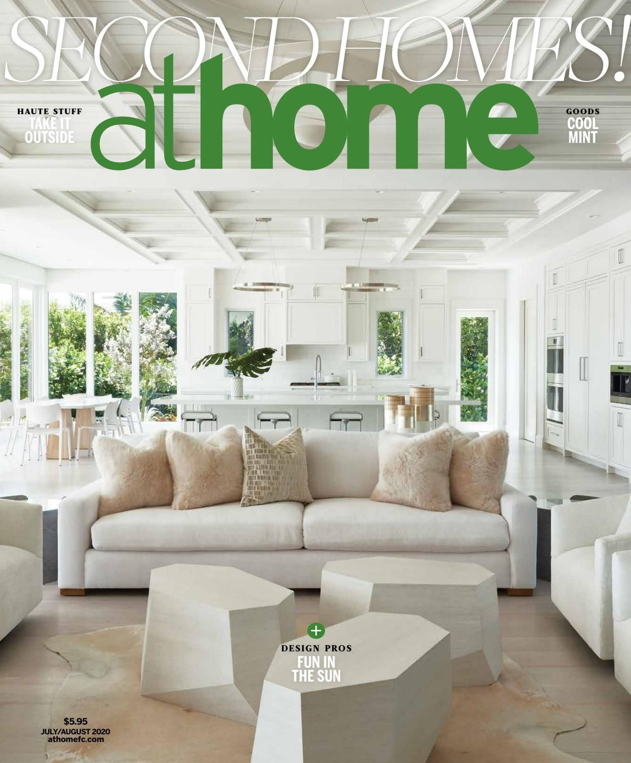 athome Magazine, July/August 2020