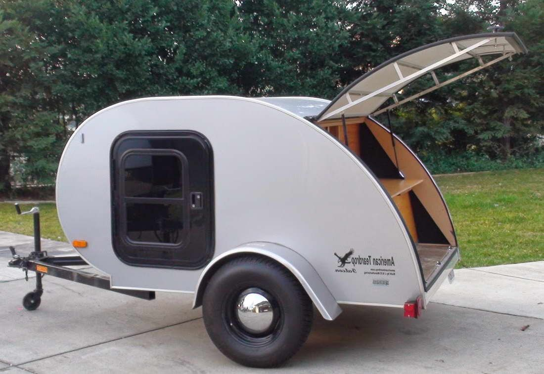Small Camping Trailers For Rent Tent trailer, Small