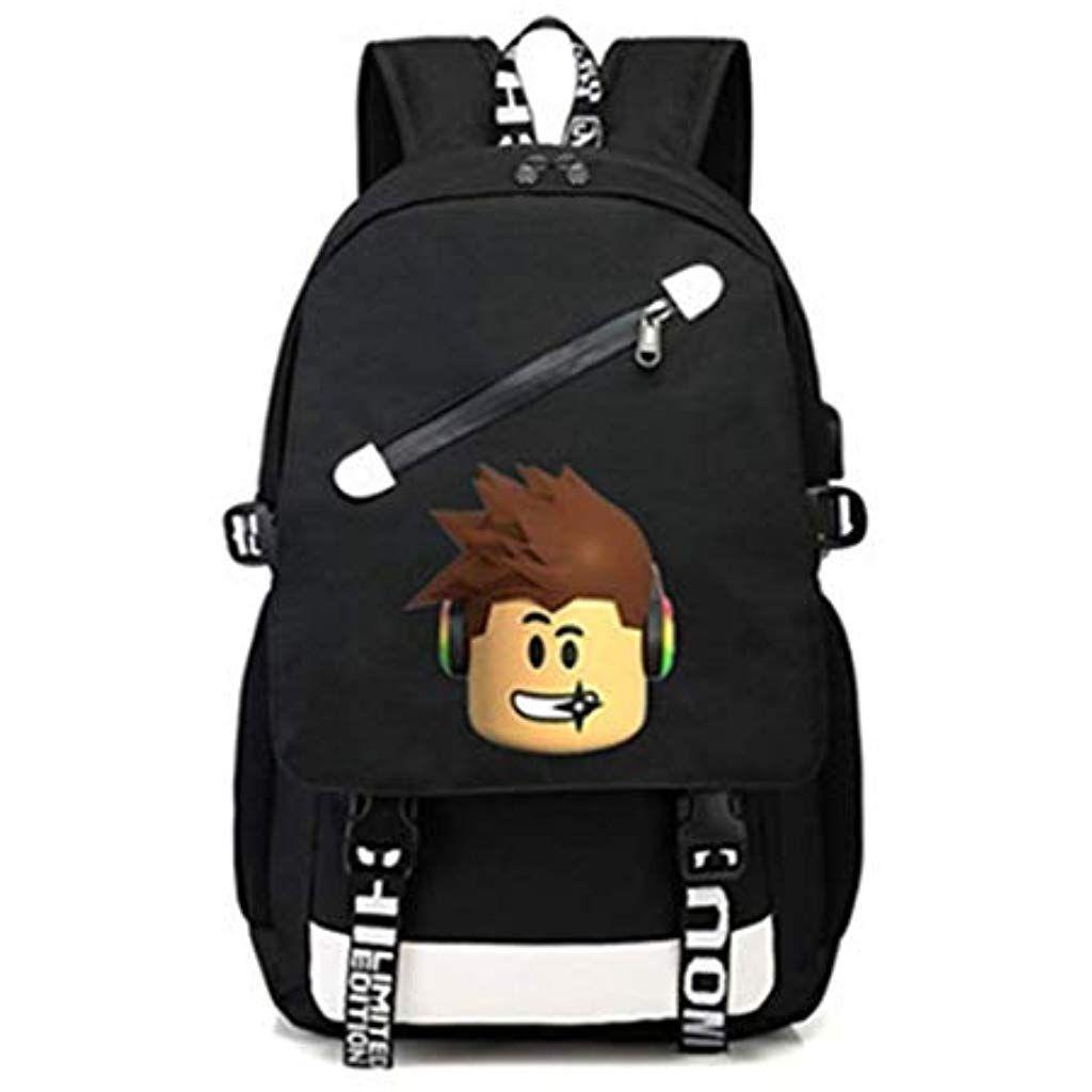df702b9f33a Roblox Backpack Schoolbag Book Bag Bag Pack Handbag Travelbag #backpacks  #backpacksmod #backpacks2018 #