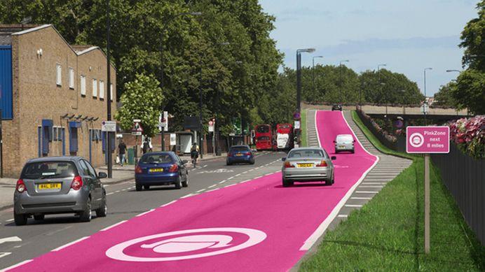 Regressive Car Insurer Proposes Safe Pinkzones For Vulnerable Female Drivers Travel Destinations Amman Jordan Capital City