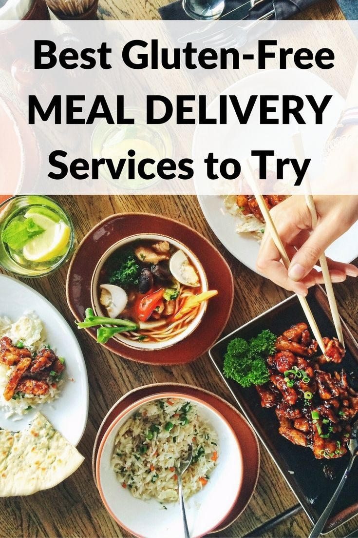 Gluten Free Meal Delivery Services For Celiac Disease Places To Eat Best Places To Eat Foodie Travel