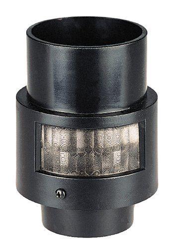 Heath Zenith Sl 4100 Bk A 150 Degree Motion Sensing Post