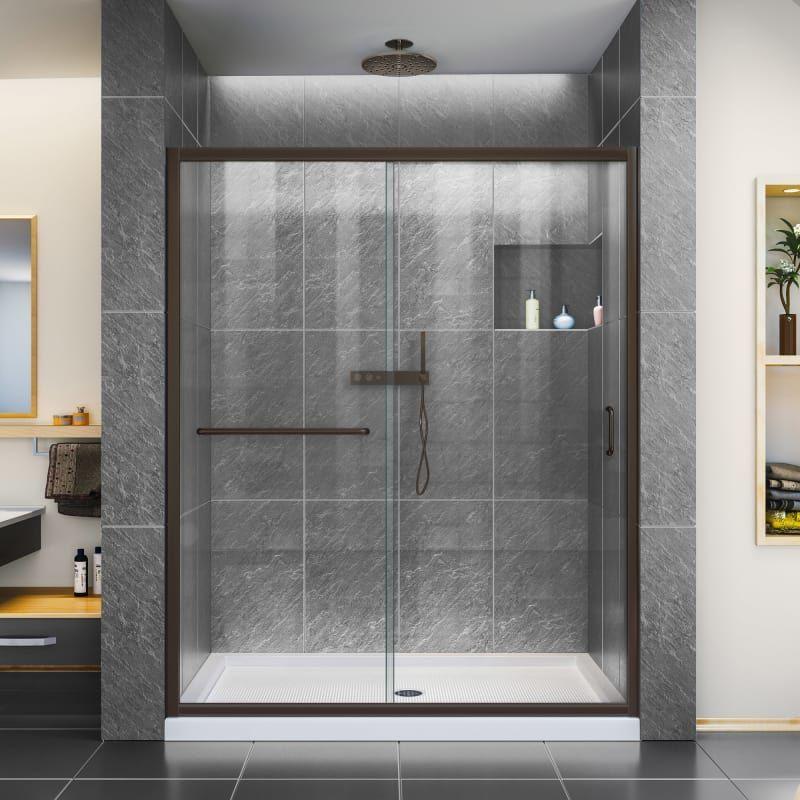 Pin By Villaroscar On Quick Saves In 2021 Clear Shower Door Shower Doors Frameless Sliding Shower Doors 60 x 72 shower door