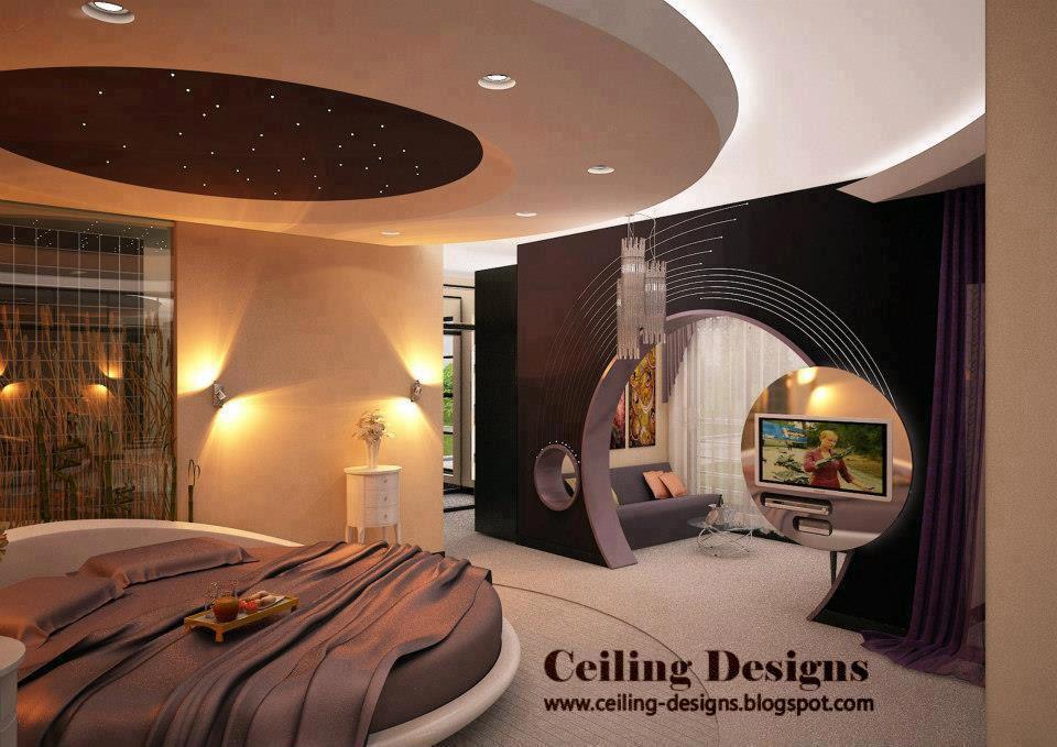 bedroom ceiling designs - Master Bedroom Ceiling Designs