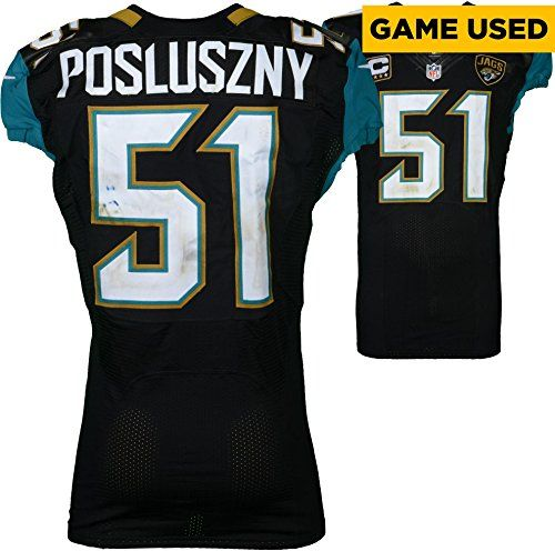 Paul Posluszny Jacksonville Jaguars Jerseys