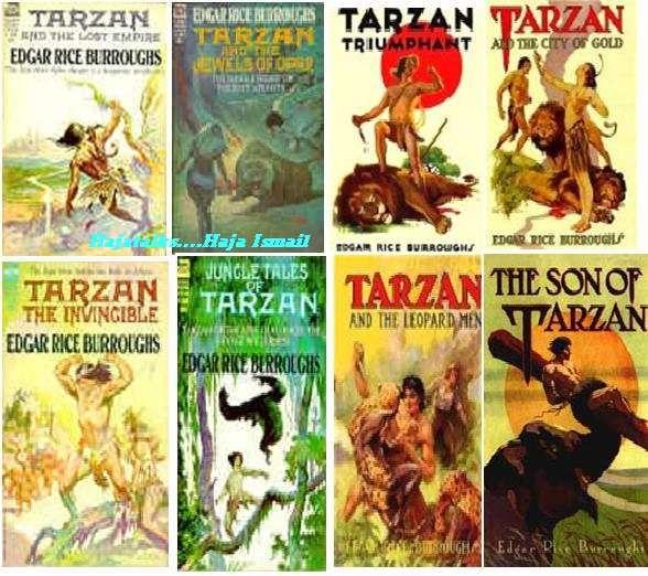 Any Of The Tarzan Novels Edgar Rice Burroughs Pictured Tarzan And The Lost Empire Tarzan And The Jewels Of Tarzan Tarzan Of The Apes Edgar Rice Burroughs