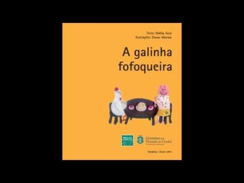 A galinha Fofoqueira - YouTube   Atividades, Infantil, Galinha