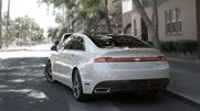 A modern design makes the 2016 Lincoln MKZ a welcome departure from the status quo. http://www.tuttleclickford.com/