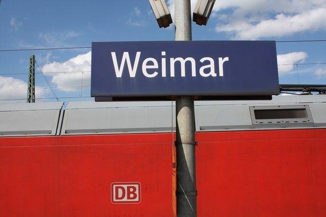 Weimar staat als stad op de lijst van UNESCO-werelderfgoed: in totaal kregen 16 huizen en ensembles in Weimar deze titel.