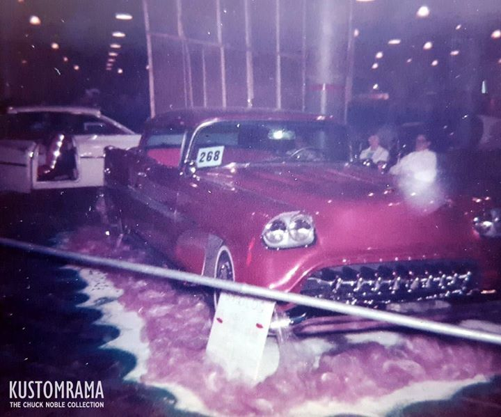 Hereu0027s a photo of Ralph Ferksu0027 1954 Oldsmobile custom that Carl - craigslist kenosha