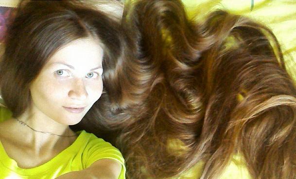Image result for gubanova long hair