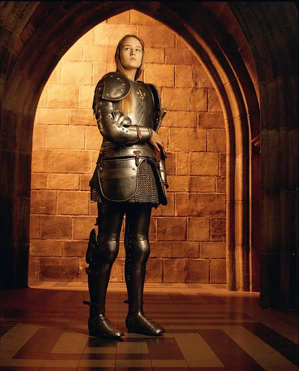 joan of arc revolutionist of female power Pre-1500s: joan of arc & warrior women werlin tells me that there's a long history of women dressing as men to fight in wars, with joan of arc being one of the most famous examples.
