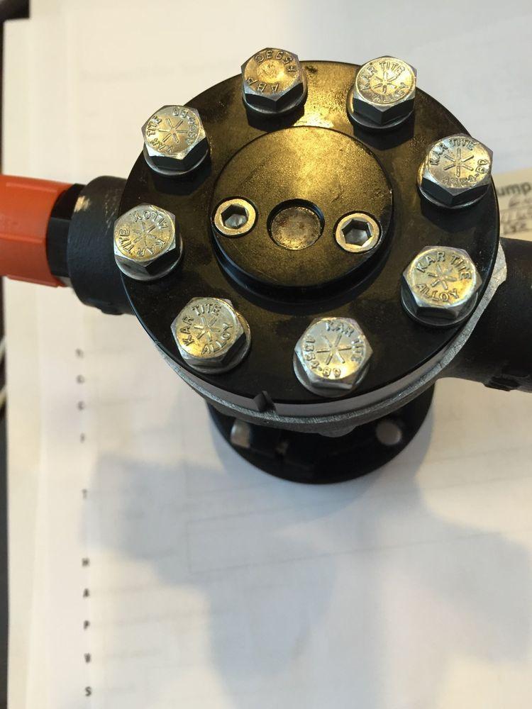 Enderle 80A-0 Rebuilt by DSR Fuel Pumps- 4 1 gpm flow- 250