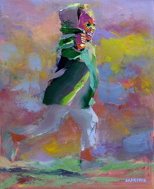 Robertson Art Gallery - Makiwa Mutomba
