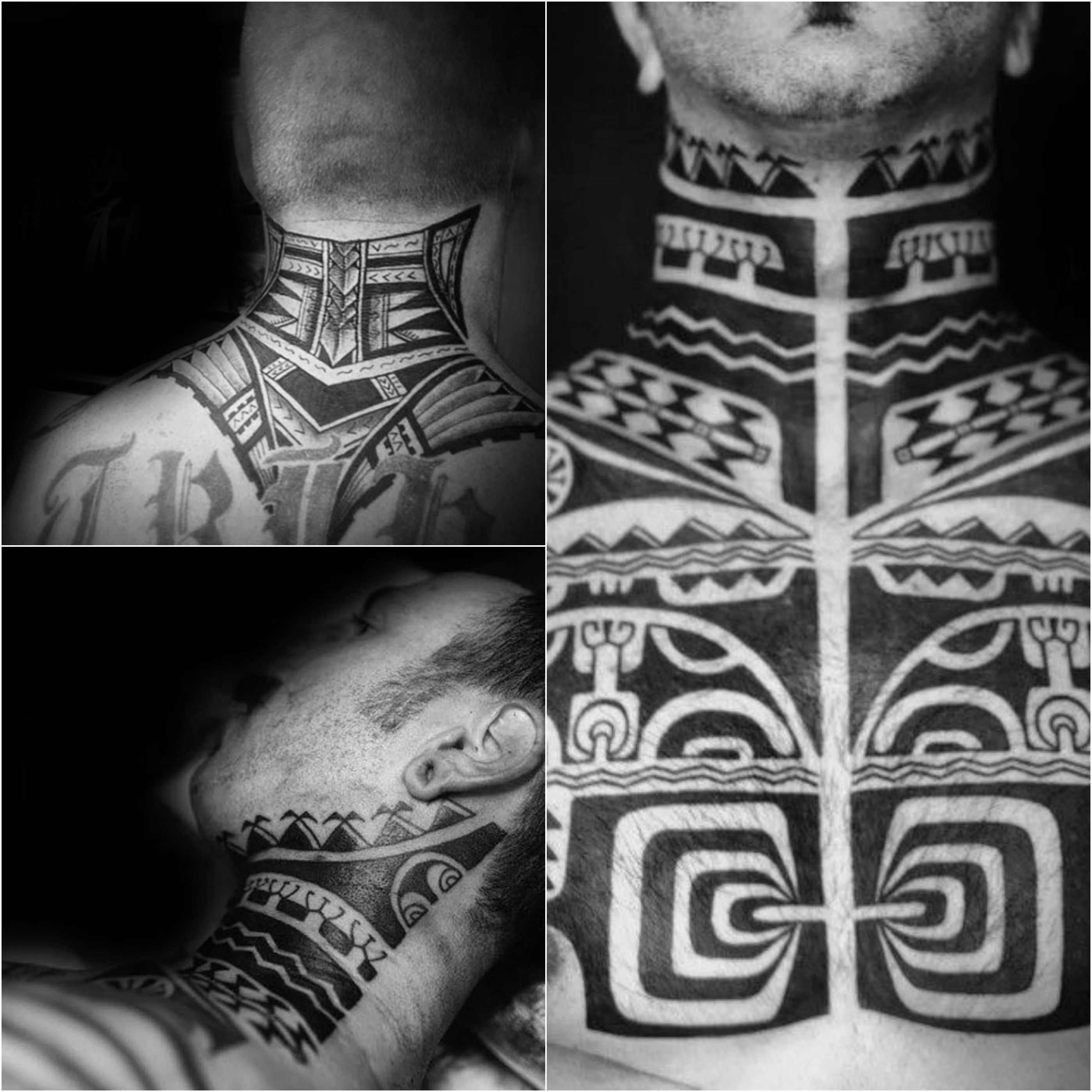 100+ Best Neck Tattoo Designs Creative Neck Tattoo Ideas