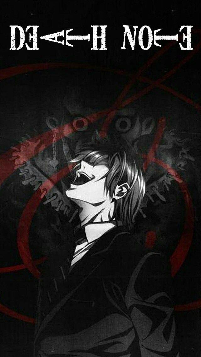 Fond Ecran Manga Death Note