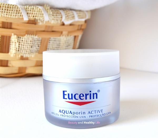 Aquaporin Active De Eucerin Una Crema Ideal Para El Verano Cremas Blog De Belleza Uñas Crema
