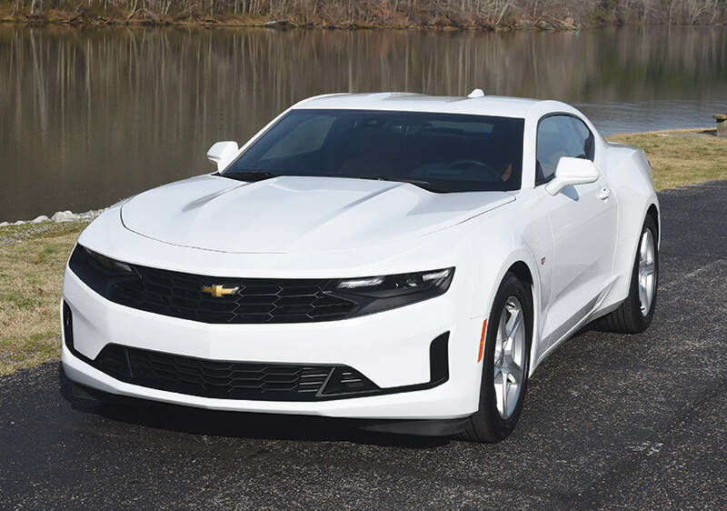 American Muscle Chevy Camaro 3lt Coupe Is For The Masses