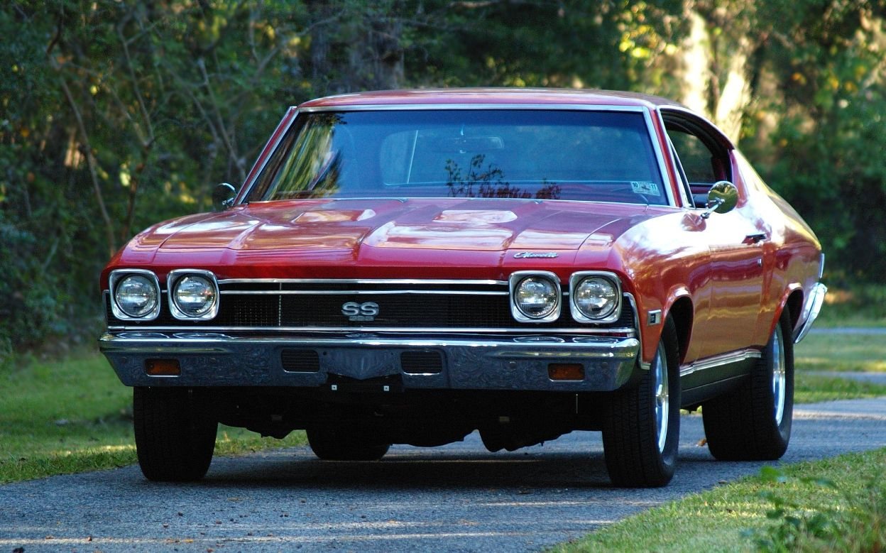 1968 Chevy Chevelle SS 396 Maintenance/restoration of old/vintage ...