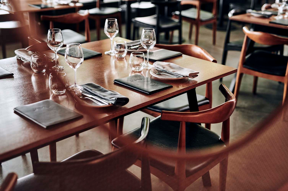 Hearty fusion cooking and moody interiors give Melbourne's