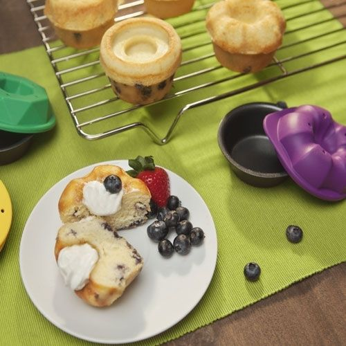 Quirky Bake Shapes Decorative Muffin Toppers