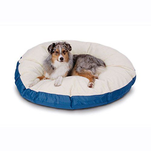 Supersoft Round Sherpa Dog Bed Read More Reviews Of The Product By Visiting The Link On The Image Note Amazon Affili Dog Bed Dog Beds Homemade Dog Pillow