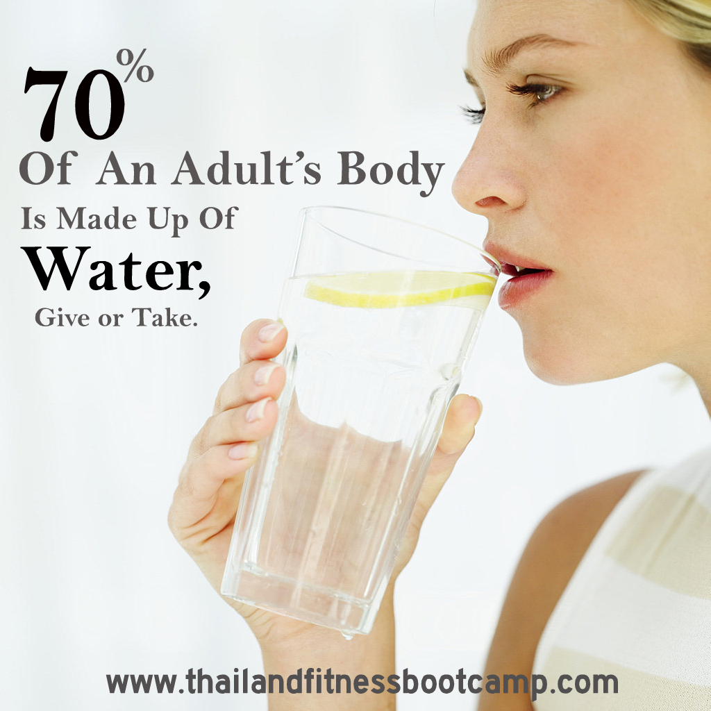 Should we drink more water? Drinking water can boost metabolism by 24-30% over a period of 1-1.5 hours, helping you burn off a few more calories.