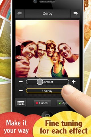 FX Photo Studio is a photography app that allows you to tweak, improve, and modify your photos using an iPhone, iPod Touch, or iPad. The developer of this magnificent app is MacPhun and costs $2.99.