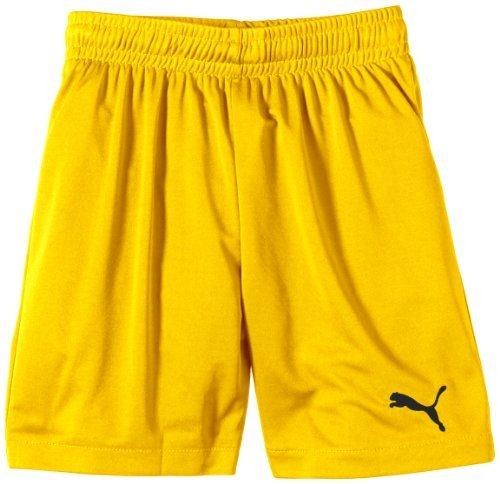 PUMA Kinder Hose Velize Shorts without innerslip, Team Yellow, 164, 701945 07 - http://uhr.haus/puma-6/164-puma-kinder-hose-velize-shorts-without-2