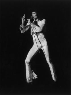 Queen : Freddy Mercury 1975