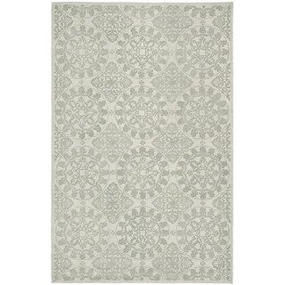 Shop for Martha Stewart Terrazza Shale Grey Cotton Rug (7'9 x 9'9). Get free shipping at Overstock.com - Your Online Home Decor Outlet Store! Get 5% in rewards with Club O!