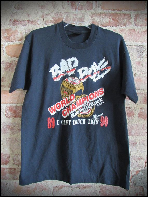 57c1feb95781 Vintage 80 s NBA Detroit Pistons Bad Boys Back to Back Champs Shirt by  RackRaidersVintage