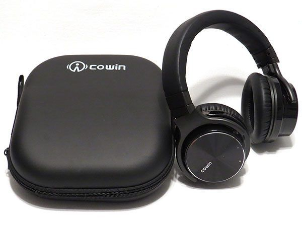 95dd5cd17bb Cowin E7 Pro Bluetooth active noise cancelling headphones review ...