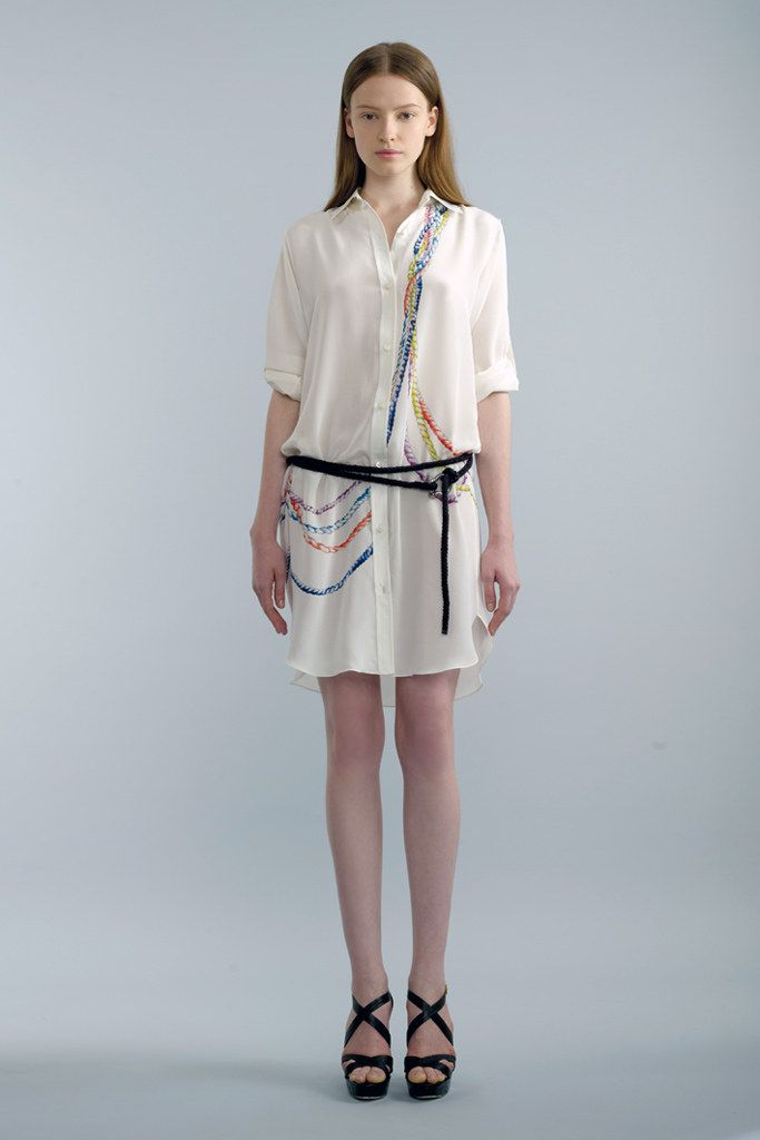 Adam Lippes Resort 2010 Collection Photos - Vogue